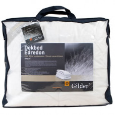 Heerlijk licht ganzendonzen dekbed van Gilder