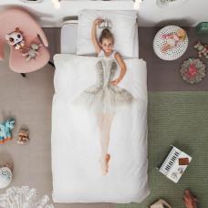 Dekbedovertrek Ballerina van het merk Snurk beddengoed