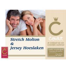 Combi-voordeelpak jersey stretch van het merk Cevilit