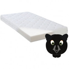 Black Panter babymatras van het merk ABZ.