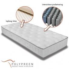 Quartz Active Latex pocketvering matras