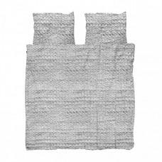 Dekbedovertrek Twirre Cool Grey van het merk Snurk beddengoed