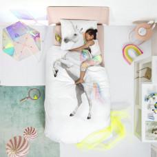 Dekbedovertrek Unicorn van het merk Snurk beddengoed