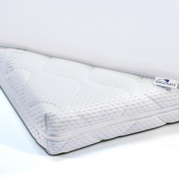 km335 van ABZ - Airgosafe topper + matras set