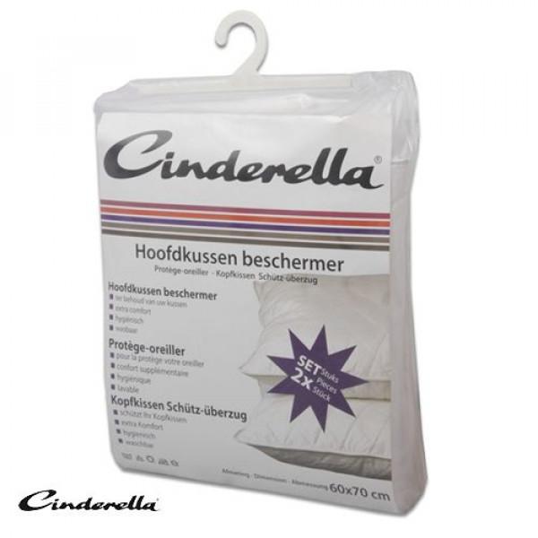 Kussenbeschermer 2 stuks van het merk Cinderella