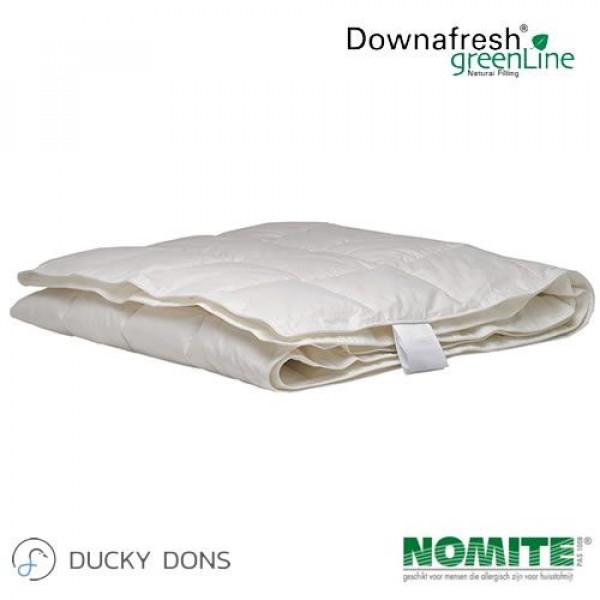 Zomerdekbed 90% dons van Ducky Dons