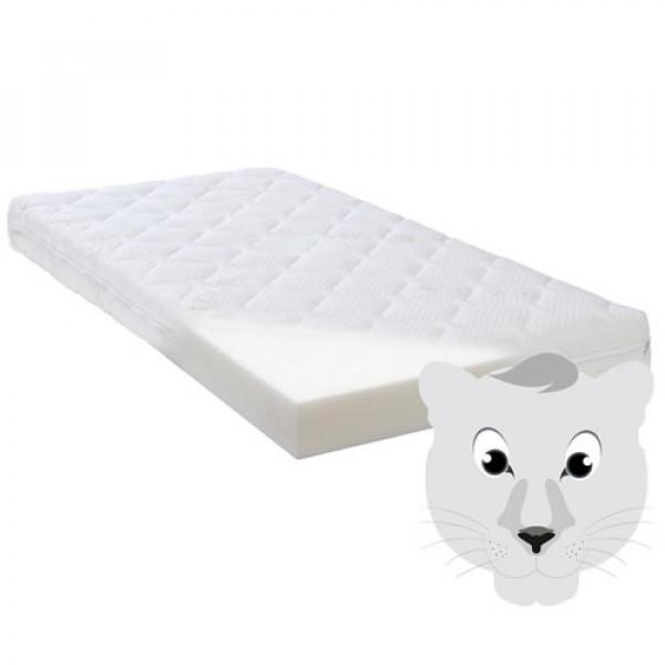 Witte Panter babymatras van het merk ABZ.