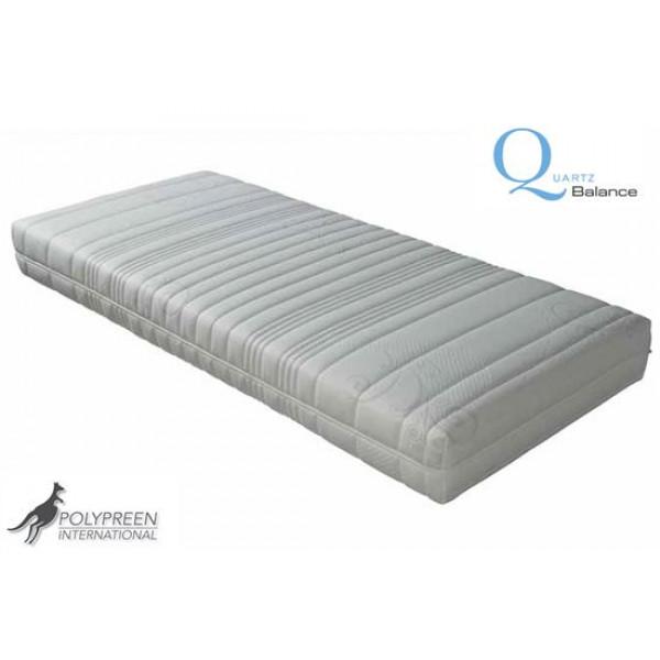 Quartz Balance Hoes pocketvering matras van het merk Polypreen
