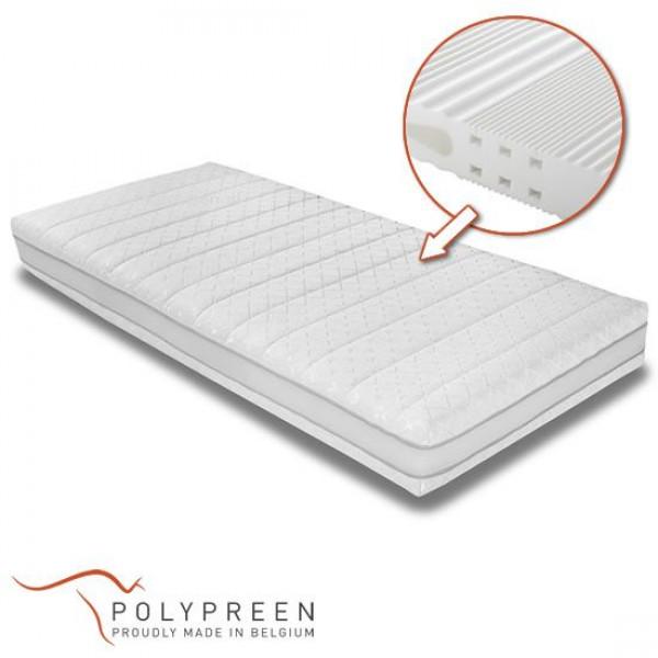 Perla Pure HR koudschuim matras van het merk Polypreen