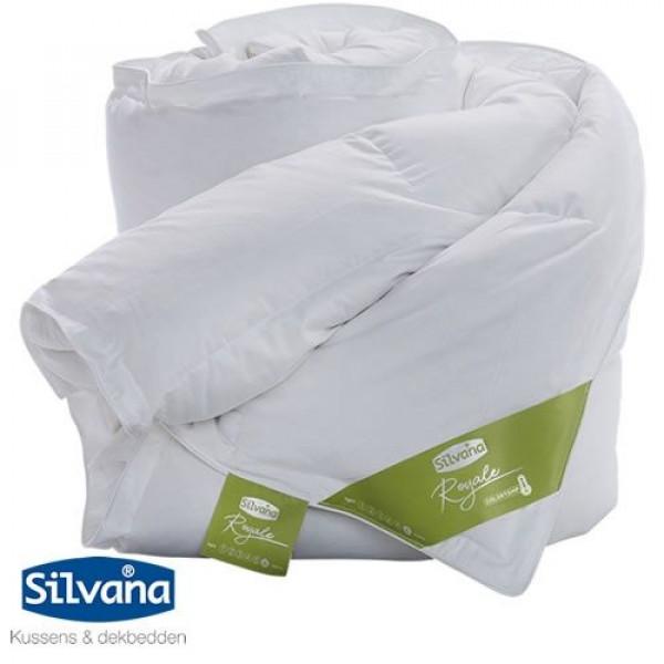 Extra Warm Dekbed Royale Groen van Silvana