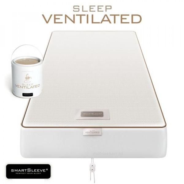 SmartSleeve Ventilated matrasbeschermer van het merk SmartSleeve