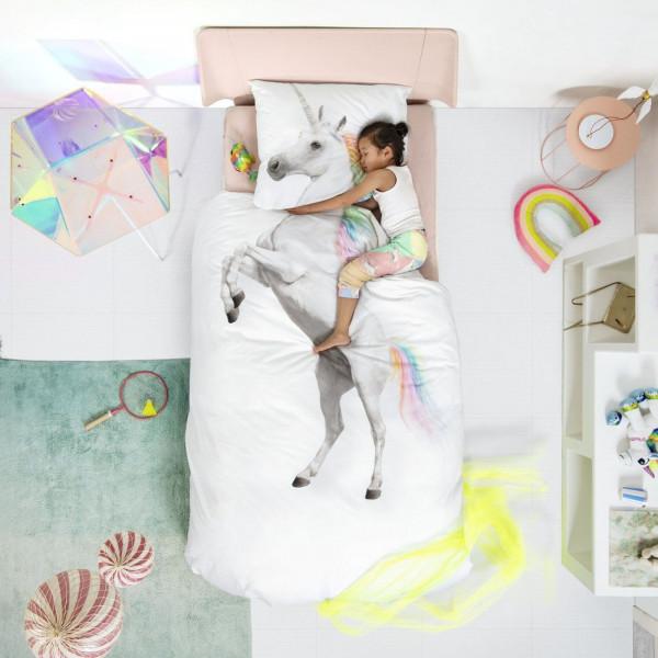 Dekberovetrek Unicorn van het merk Snurk beddengoed