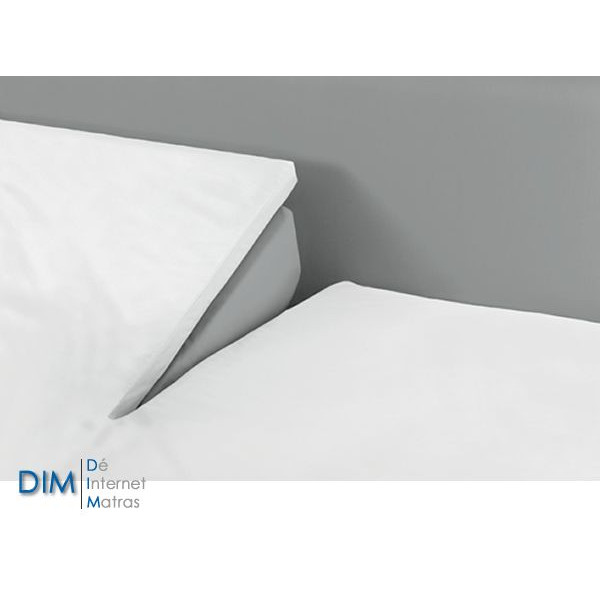 Hoeslaken Topper jersey stretch split van het merk DIM
