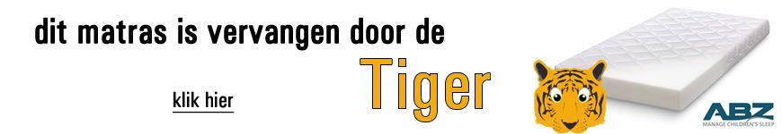 ABZ HR40 is vervangen door Tiger.