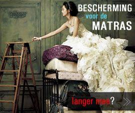Matrasbeschermers zijn heel belangrijk voor de levensduur van je matras.