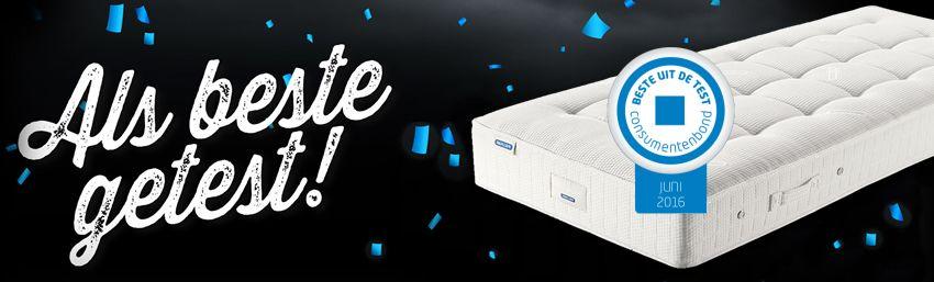 Matras Consumentenbond Beste Koop.Pullman Matras De Silverline Premier En De Silverline Excellence