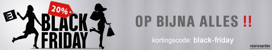 Black Friday bij matrassen.nl!