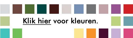Onze kleuren hoeslakens