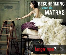 Bescherm je matras tegen onnodige beschadigingen.